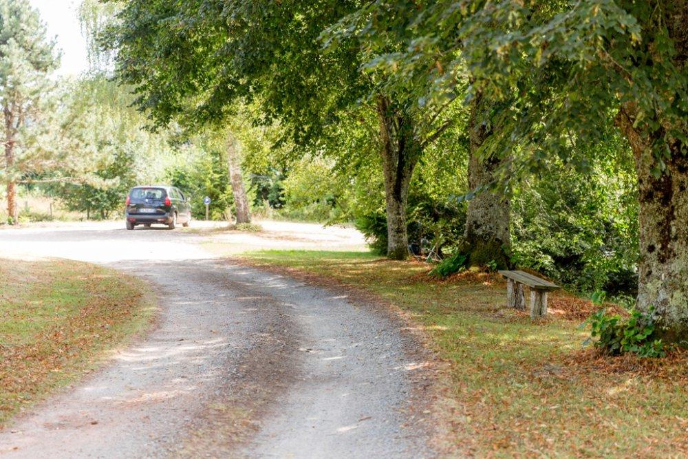Aire camping-car à Souterraine (23300) - Photo 2